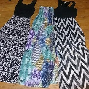 Dresses & Skirts - Maxi Dress lot All for $19